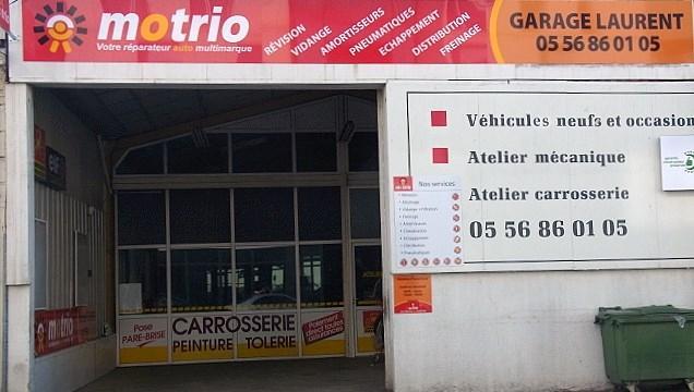 Motrio garage laurent c cenon for Garage mercedes autour de moi