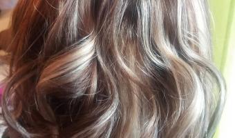 Séance coiffure à domicile