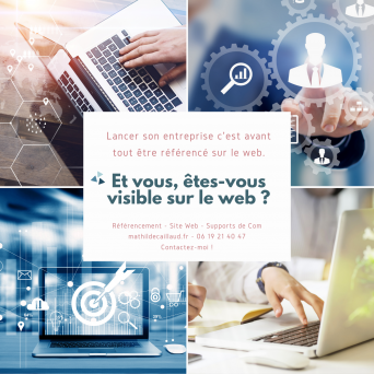 https://www.mathildecaillaud.fr/, référencement local, communication web