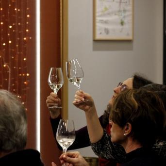 vin dégustation oenologie