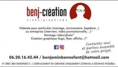 Benj-creation